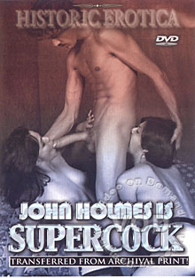 John Holmes Is Super Cock Box Cover