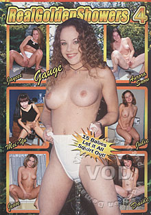 Real Golden Showers 4 Box Cover