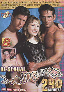 Bi-Sexual Swingers Box Cover