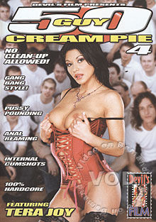 50 Guy Cream Pie 4 Box Cover