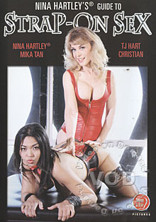 Nina Hartley's Guide To Strap-On Sex Box Cover