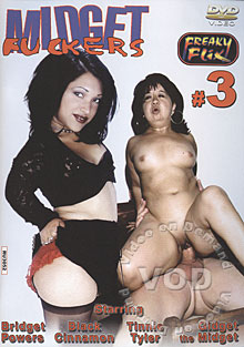 Midget Fuckers #3 Box Cover