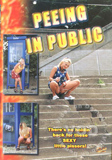 Peeing In Public Box Cover