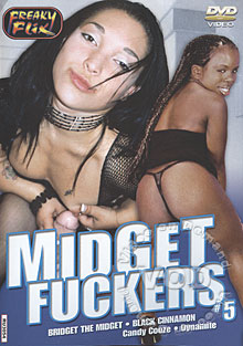 Midget Fuckers #5 Box Cover