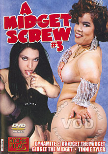 A Midget Screw #3 Box Cover