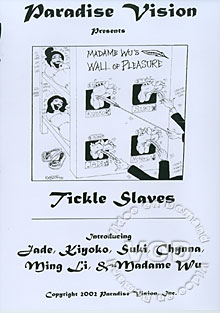Tickle Slaves Box Cover