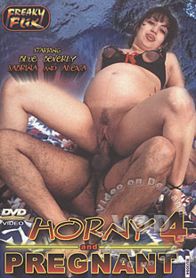 Horny And Pregnant 4 Box Cover
