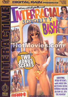 Interracial Sorority Bash 1 Box Cover