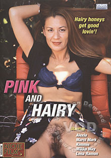 Pink And Hairy Box Cover
