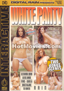 White Panty Chronicles v.14 Box Cover