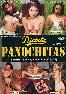 Panochitas Volume 7 Box Cover