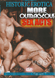 More Outrageous Sex Acts Box Cover