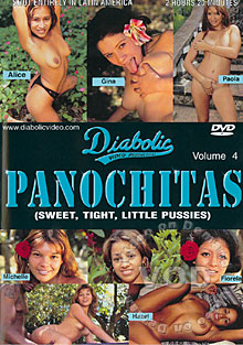 Panochitas Volume 4 Box Cover