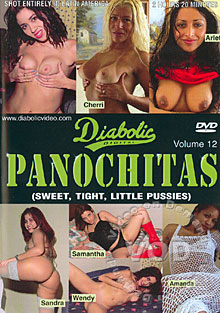 Panochitas Volume 12 Box Cover