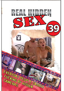 Real Hidden Sex 39 Box Cover