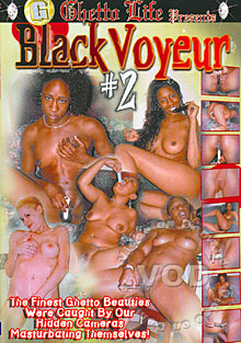 Black Voyeur #2 Box Cover