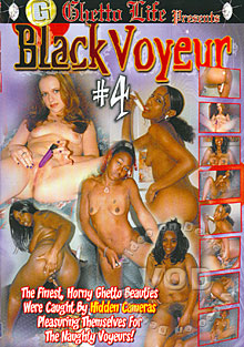 Black Voyeur #4 Box Cover