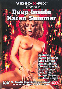 Deep Inside Karen Summer Box Cover