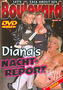 Boulevard Diana's Nacht-Report Box Cover