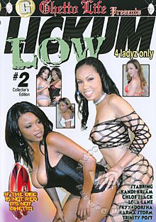 Lickum Low #2 Box Cover