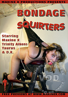 Bondage Squirters Box Cover
