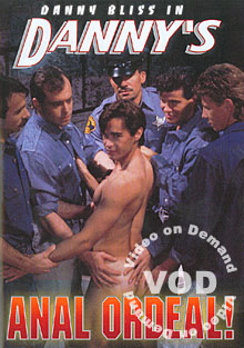 Danny's Anal Ordeal! Box Cover