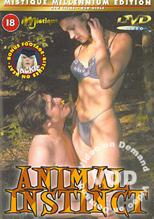 Animal Instinct Box Cover
