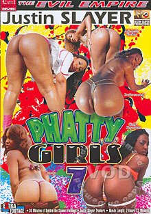Phatty Girls 7 Box Cover
