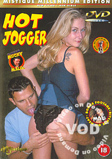 Hot Jogger Box Cover