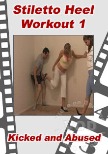 Stiletto Heel Workout 1 Box Cover