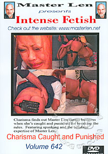Intense Fetish Volume 642 - Chrisma Caught And Punished Box Cover