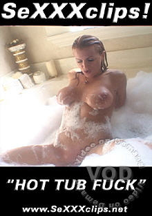 Hot Tub Fuck Box Cover