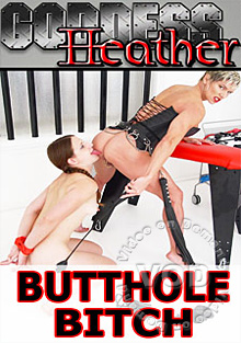 Butthole Bitch Box Cover