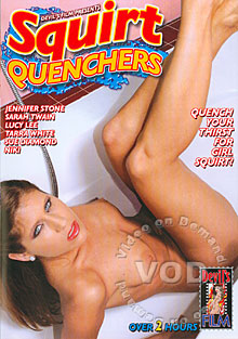 Squirt Quenchers Box Cover
