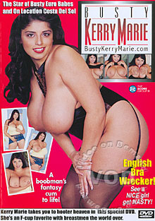 Busty Kerry Marie Box Cover