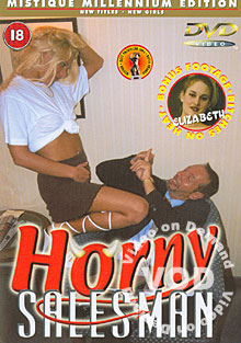 Horny Salesman Box Cover