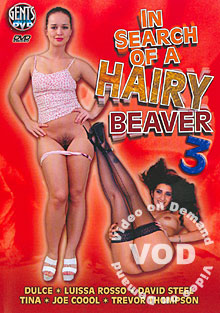 In Search Of A Hairy Beaver 3 Box Cover