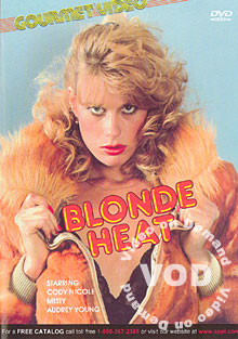 Blonde Heat Box Cover