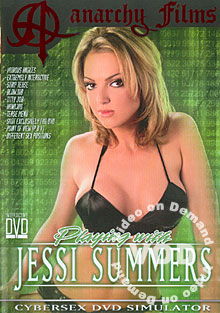 Playing With Jessi Summers Box Cover