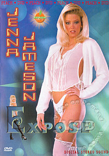Jenna Jameson Expose Box Cover