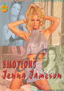 Emotions Of Jenna Jameson Box Cover