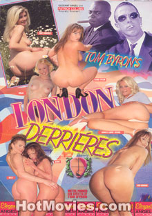 London Derrieres Box Cover - Login to see Back