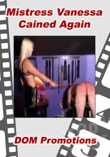 Mistress Vanessa - Cained Again Box Cover