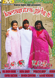 Kamasutra Girls 6 Box Cover
