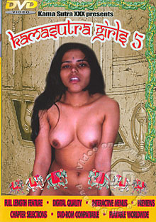 Kamasutra Girls 5 Box Cover