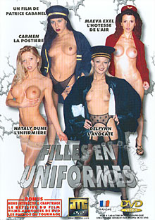 Filles En Uniformes Box Cover