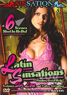 Latin Sinsations Box Cover