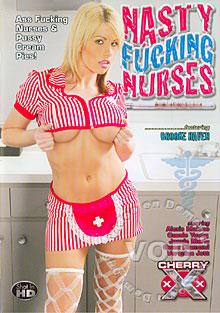 Nasty Fucking Nurses Box Cover