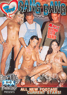 My First Gang Bang