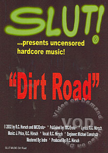 Dirt Road Box Cover